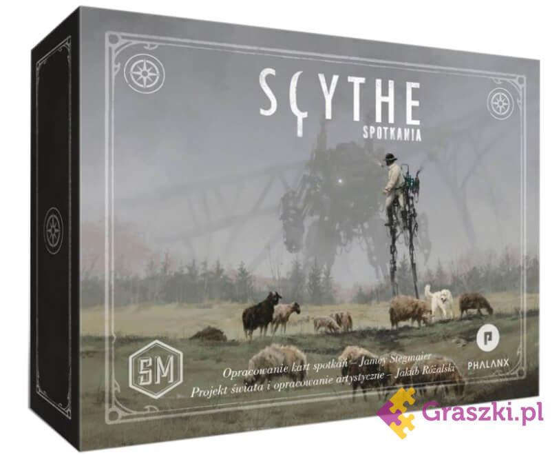 PRZEDSPRZEDAŻ Scythe: Spotkania   Phalanx